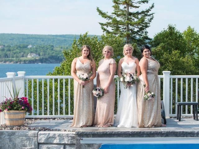 Andrew and Erica's wedding in Baddeck, Nova Scotia 60