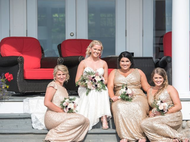 Andrew and Erica's wedding in Baddeck, Nova Scotia 63