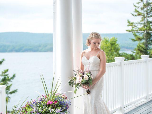 Andrew and Erica's wedding in Baddeck, Nova Scotia 65