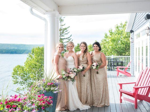 Andrew and Erica's wedding in Baddeck, Nova Scotia 69
