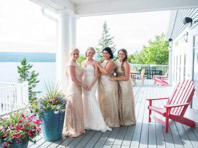 Andrew and Erica's wedding in Baddeck, Nova Scotia 75