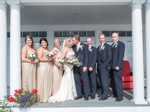 Andrew and Erica's wedding in Baddeck, Nova Scotia 81
