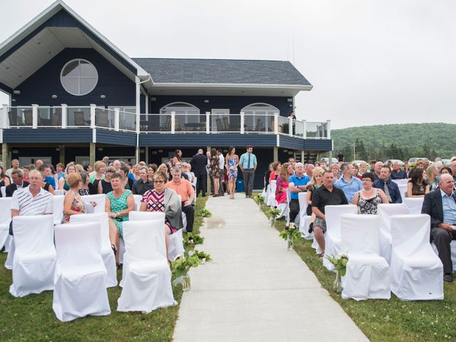 Andrew and Erica's wedding in Baddeck, Nova Scotia 125