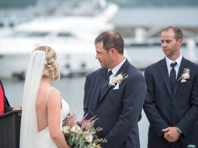 Andrew and Erica's wedding in Baddeck, Nova Scotia 133
