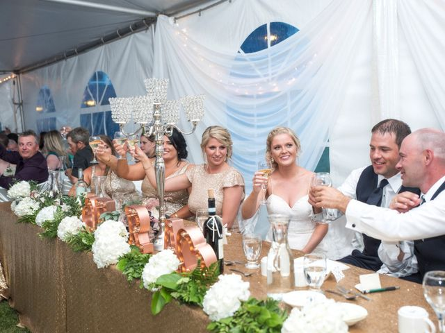 Andrew and Erica's wedding in Baddeck, Nova Scotia 153