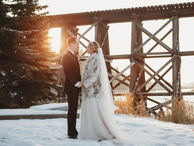 The wedding of Nicole and Kyle