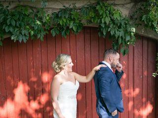 Johnny and Stephanie's wedding in Caledon, Ontario 14