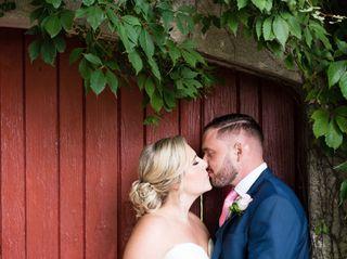 Johnny and Stephanie's wedding in Caledon, Ontario 16