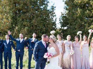Johnny and Stephanie's wedding in Caledon, Ontario 17