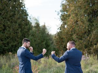 Johnny and Stephanie's wedding in Caledon, Ontario 18