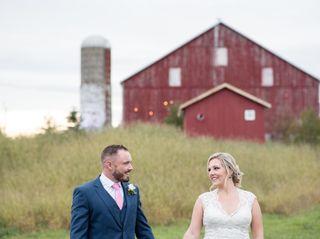 Johnny and Stephanie's wedding in Caledon, Ontario 42