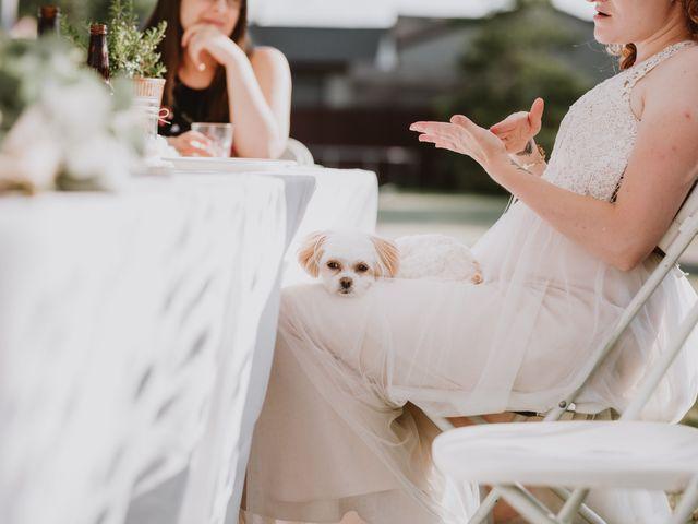 Zooey and Melanie's wedding in Winnipeg, Manitoba 12