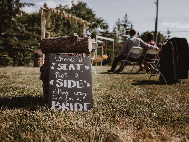 Zooey and Melanie's wedding in Winnipeg, Manitoba 13