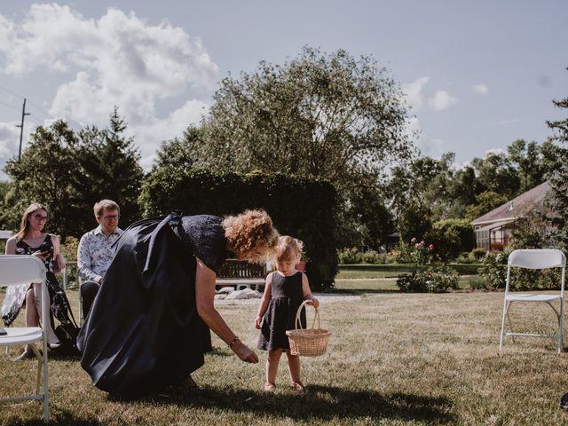 Zooey and Melanie's wedding in Winnipeg, Manitoba 14