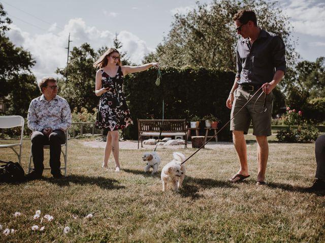Zooey and Melanie's wedding in Winnipeg, Manitoba 24