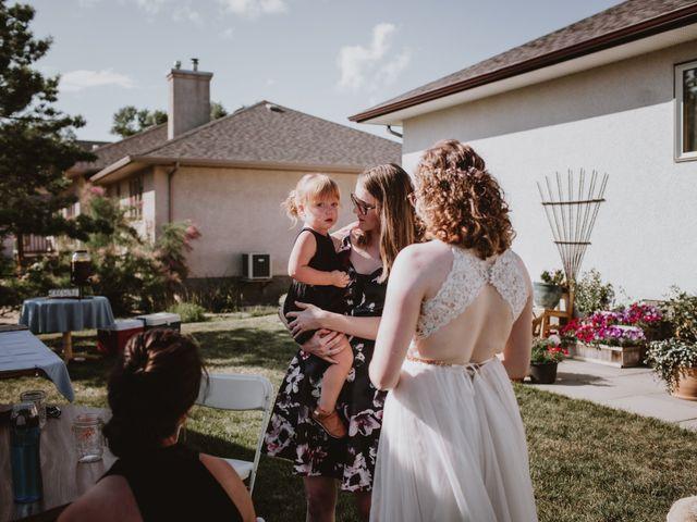 Zooey and Melanie's wedding in Winnipeg, Manitoba 36