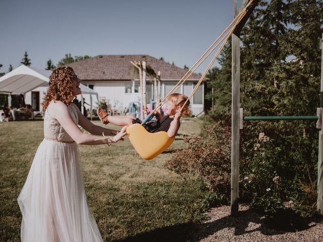 Zooey and Melanie's wedding in Winnipeg, Manitoba 42