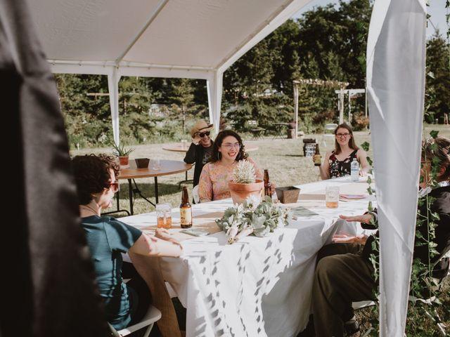 Zooey and Melanie's wedding in Winnipeg, Manitoba 43
