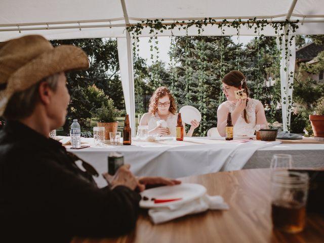 Zooey and Melanie's wedding in Winnipeg, Manitoba 48