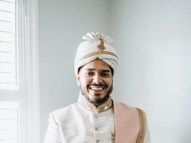 Ratul and Maisha's wedding in Toronto, Ontario 7