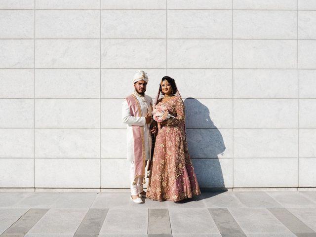 Ratul and Maisha's wedding in Toronto, Ontario 14