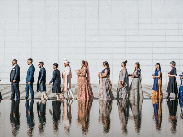 Ratul and Maisha's wedding in Toronto, Ontario 15