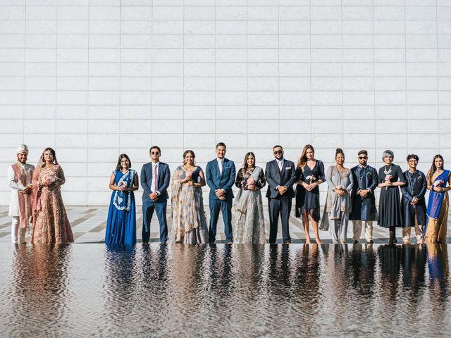 Ratul and Maisha's wedding in Toronto, Ontario 1