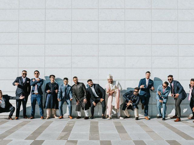 Ratul and Maisha's wedding in Toronto, Ontario 17