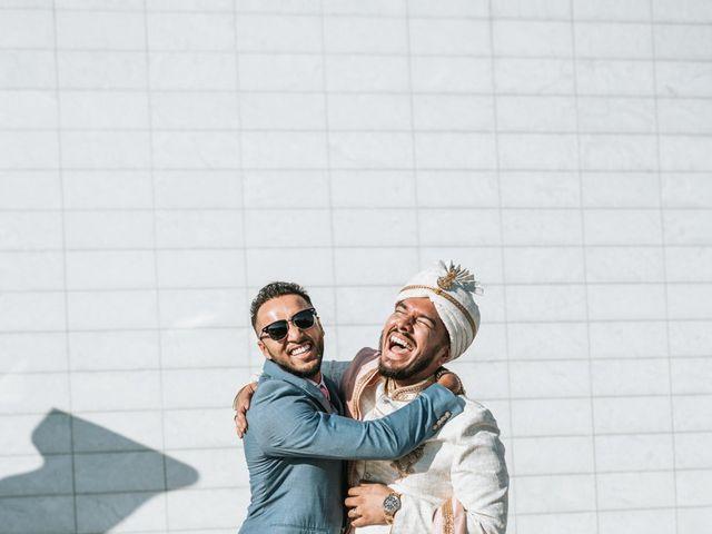 Ratul and Maisha's wedding in Toronto, Ontario 18