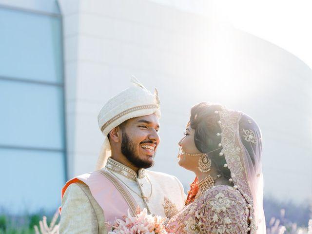 Ratul and Maisha's wedding in Toronto, Ontario 19