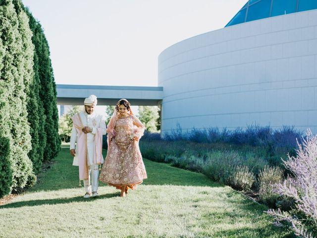 Ratul and Maisha's wedding in Toronto, Ontario 20