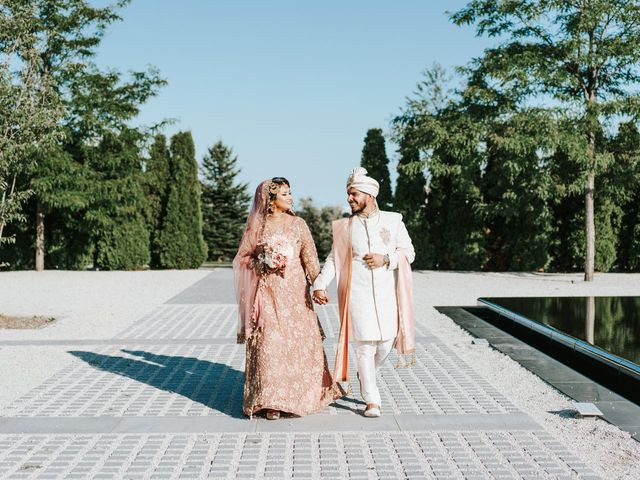 Ratul and Maisha's wedding in Toronto, Ontario 21