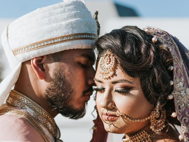 Ratul and Maisha's wedding in Toronto, Ontario 22