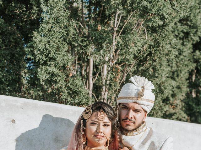 Ratul and Maisha's wedding in Toronto, Ontario 2