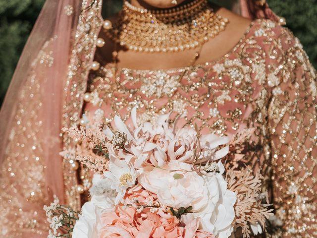 Ratul and Maisha's wedding in Toronto, Ontario 26