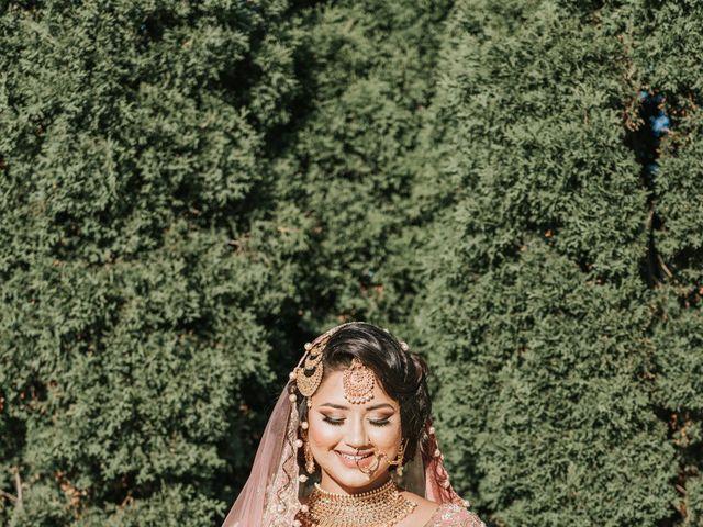 Ratul and Maisha's wedding in Toronto, Ontario 27