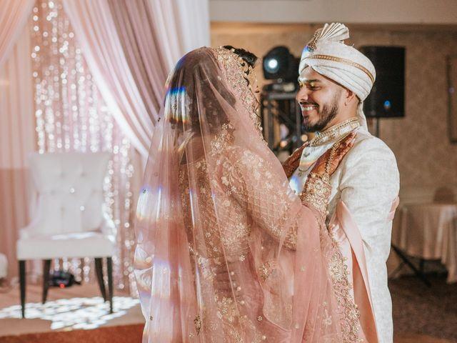 Ratul and Maisha's wedding in Toronto, Ontario 29