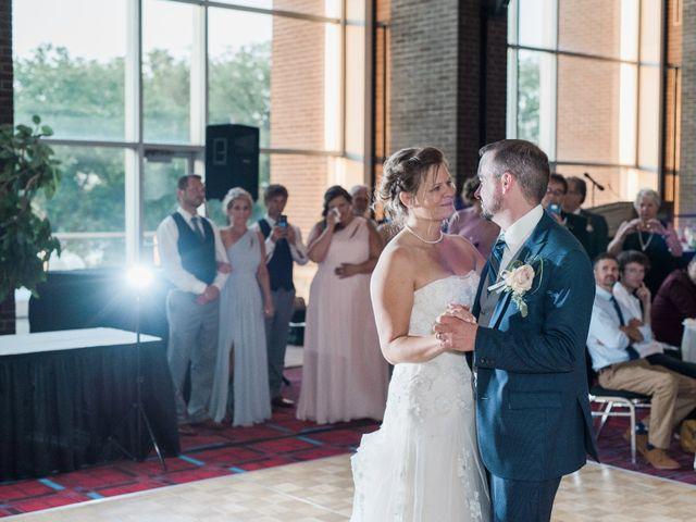 Joe and Angela's wedding in Regina, Saskatchewan 1