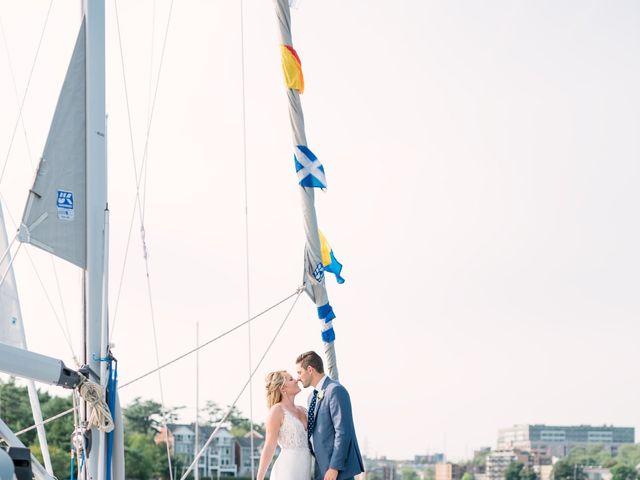 Colin and Tiffany's wedding in Halifax, Nova Scotia 8