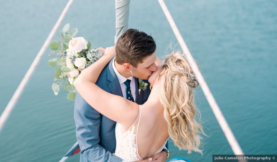 Colin and Tiffany's wedding in Halifax, Nova Scotia