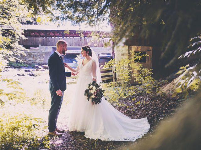 The wedding of Mirjana and Jakub