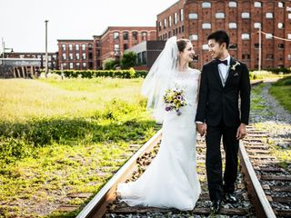 The wedding of Marianne and Bao