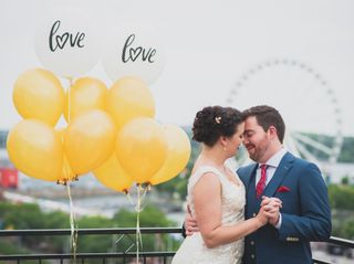 The wedding of Ciane and Carl