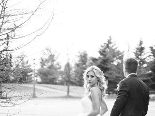 The wedding of Elizabeth and Shawn
