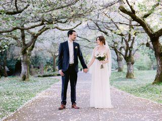 The wedding of Glen and Lana