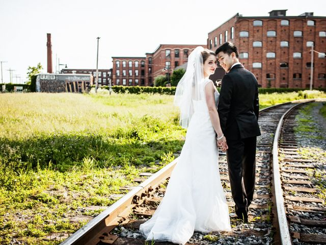 Bao and Marianne's wedding in Montreal, Quebec 19