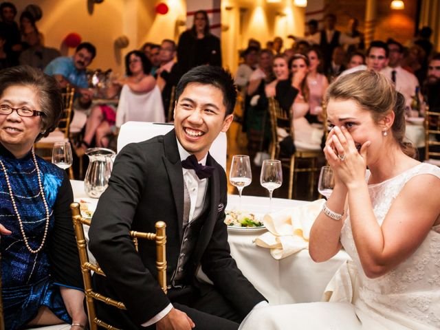 Bao and Marianne's wedding in Montreal, Quebec 21