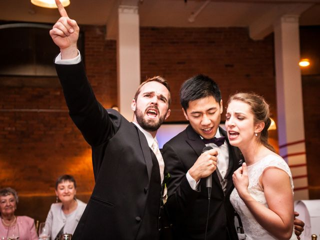 Bao and Marianne's wedding in Montreal, Quebec 23