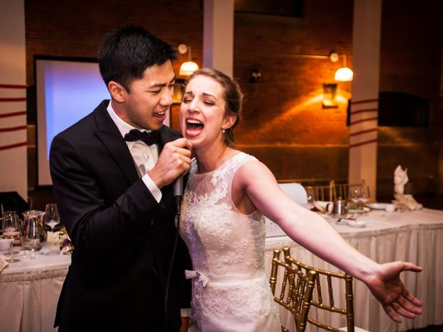 Bao and Marianne's wedding in Montreal, Quebec 24