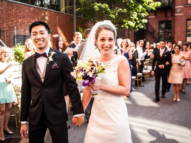 Bao and Marianne's wedding in Montreal, Quebec 11